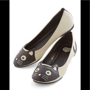 Brand New T.U.K. Kitty Flats